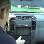 Как я могу удалить радио из автомобилей Nissan
