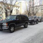 Как задействовать 4WD в Chevy Tahoe