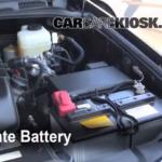 Как заменить аккумулятор для Toyota 4Runner