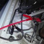 Как заменить аккумулятор в багажнике BMW