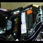 Как заменить аккумулятор в Harley Ultra Classic