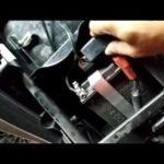 Как заменить аккумулятор в Honda CBR