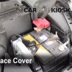 Как заменить аккумулятор в Nissan Altima