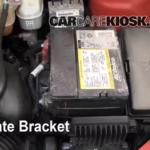 Как заменить аккумулятор в Pontiac G6