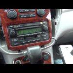 Как заменить аккумуляторные кабели в Toyota Tacoma
