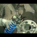Как заменить амортизаторы и стойки в Honda CR-V