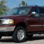 Как заменить амортизаторы на Ford Expedition 1998 года