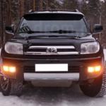 Как заменить амортизаторы в Toyota 4Runner