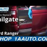 Как заменить антифриз в Ford Ranger 2002 года