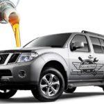 Как заменить бак для восстановления охлаждающей жидкости в Nissan Pathfinder