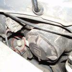 Как заменить ближний свет в Nissan Altima 2005 года