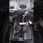 Как заменить Clockspring в Chrysler Sebring