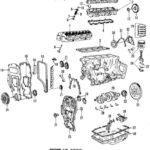 Как заменить цепь привода ГРМ на сабле Oldsmobile