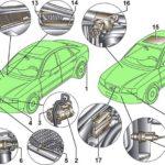Как заменить датчик давления кондиционера на грузовой автомобиль Chevrolet