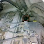 Как заменить датчик давления масла в Jeep Liberty