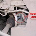 Как заменить датчик коленвала в Ford F-150