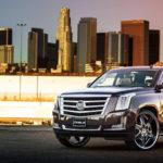 Как заменить датчик колеса ABS в Cadillac Escalade