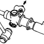 Как заменить датчик колеса ABS в Hyundai Sonata