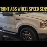 Как заменить датчик скорости F150