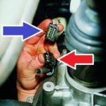 Как заменить датчик скорости на выходе P0720