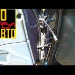 Как заменить дверные петли Nissan