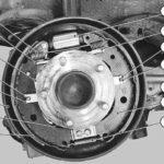 Как заменить экстренные тормоза в Ford Focus