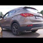 Как заменить экстренные тормоза в Hyundai Santa Fe