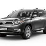 Как заменить экстренные тормоза в Toyota Highlander
