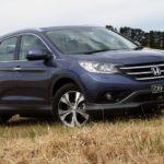 Как заменить электропривод зеркала в Honda CR-V