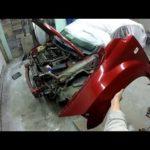 Как заменить фару Dodge Caliber