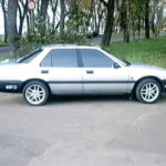 Как заменить фару на Honda Accord 1989 года