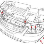 Как заменить фару в Chevy 1500 года