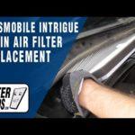 Как заменить газовый фильтр на Oldsmobile Bravada