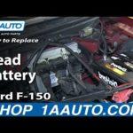 Как заменить генератор Ford F-150 1990 года