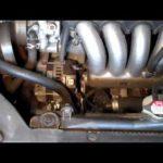 Как заменить генератор Honda Accord 2005 года