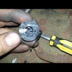 Как заменить кабель выпуска капота Ford