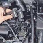 Как заменить катушку зажигания в Ford Mustang