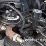 Как заменить клапан Egr в Ford Explorer