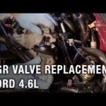 Как заменить клапан модулятора на грузовике Ford
