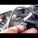 Как заменить клапан PCV на маркиз Mercury