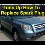 Как заменить ключ для Honda Pilot 2005 года