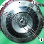Как заменить коленчатый вал двигателя