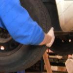 Как заменить колесные подшипники на Dodge Vans