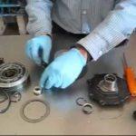 Как заменить компрессор кондиционера GMC
