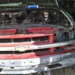 Как заменить крепление мотора Chevrolet S10
