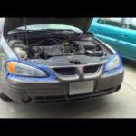 Как заменить лампу фары в Pontiac Grand Am