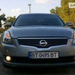 Как заменить лампу налобного фонаря в Nissan Altima