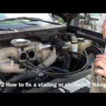 Как заменить Lincoln Towncar IAC Valve