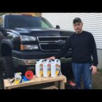 Как заменить масло на Chevy Duramax Diesel 2008 года