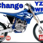 Как заменить масло на WR250 Yamaha?